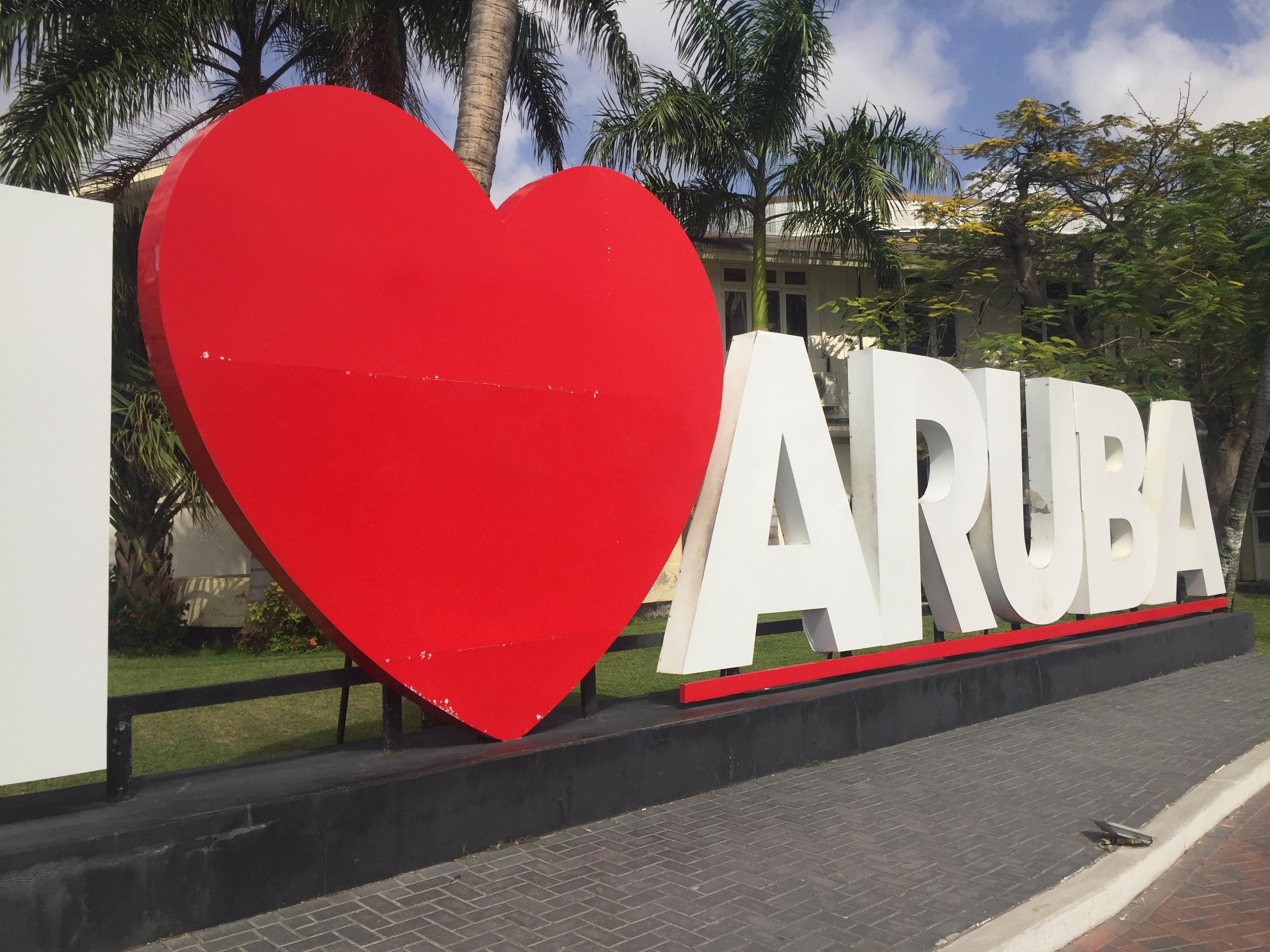 aruba love