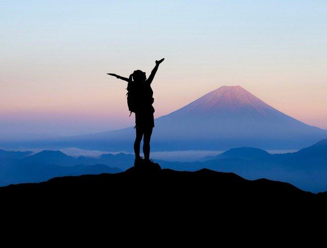 mountain climb
